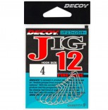 [DECOY] 자작 지그 바늘/ Fine Wire JIG12